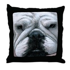 Dog 118 Throw Pillow