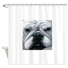 Dog 118 Shower Curtain