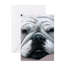 Dog 118 Greeting Card