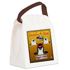 Smash-A-Seal Canvas Lunch Bag