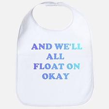 float on Bib