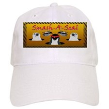 Official Smash-A-Seal Baseball Cap