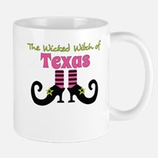 Wicked Witch of Texas Mugs