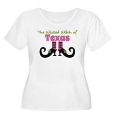 Wicked Witch of Texas Plus Size T-Shirt