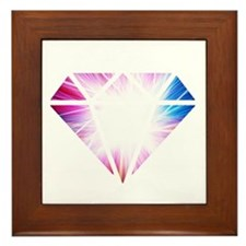 Diamond Framed Tile