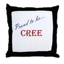 Cree Throw Pillow