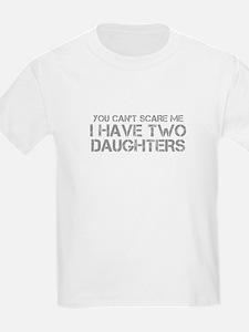 two-daughters-CAP-GRAY T-Shirt