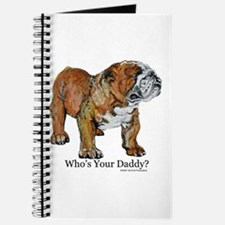 Bulldog Daddy Journal