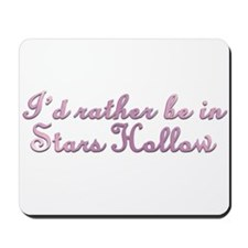 Stars Hollow Mousepad
