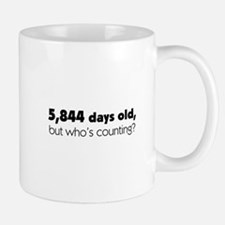 16th Birthday Small Small Mug