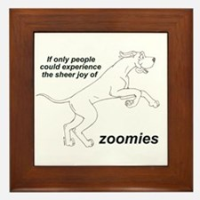 Single Zoomer Framed Tile