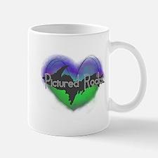 Aurora Pictured Rocks Mug