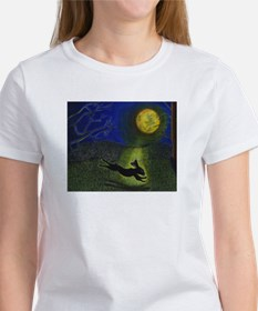 """In Moonlight"" Women's T-Shirt"