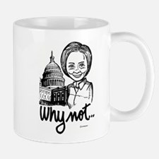 Hillary Clinton Ladies Mug