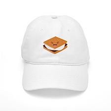 smores Baseball Baseball Cap