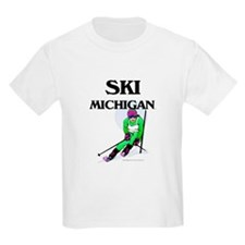 TOP Ski Michigan T-Shirt