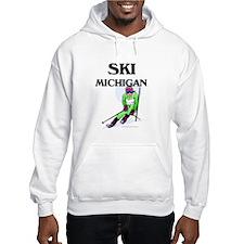 TOP Ski Michigan Hoodie
