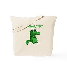 Custom Alligator Tote Bag