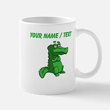 Custom Alligator Mugs