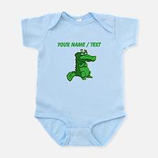 Custom Alligator Body Suit