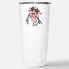 Pig Star Travel Mug