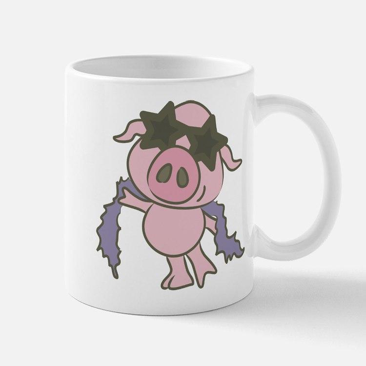 Pig Star Mugs
