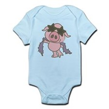 Pig Star Body Suit
