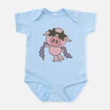 Pig Star Body Suit