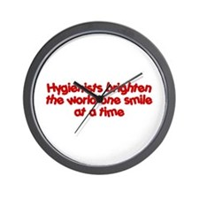 Cute Jobs and professions humor Wall Clock