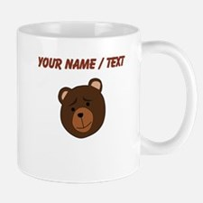 Custom Cute Bear Mugs