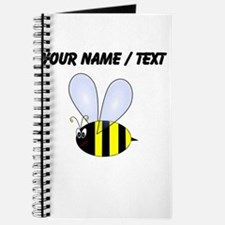 Custom Bumble Bee Journal