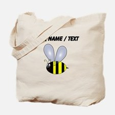 Custom Bumble Bee Tote Bag