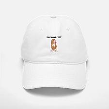 Custom Rabbit Baseball Baseball Cap
