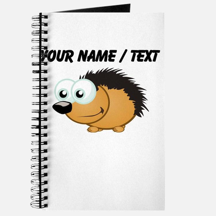 Custom Hedgehog Journal