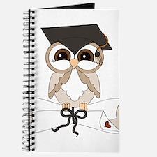 graduation owl Journal