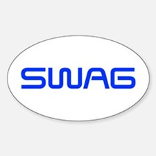 swag-saved-blue Decal
