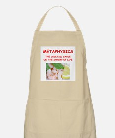 metaphysics Apron