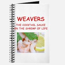 weaver Journal