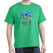 Village Missing Its Idiot Dostoevsky Style T-Shirt