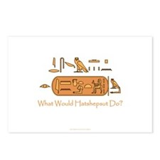 What Would Hatshepsut Do? Postcards (Package of 8)