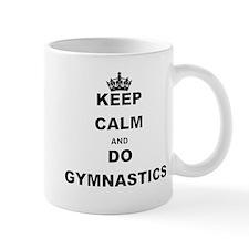 KEEP CALM AND DO GYMNASTICS Mugs