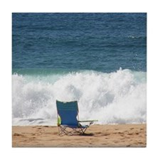 Surf Watching Coaster