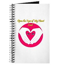 Open he Eyes of My Heart Lord Journal