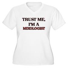 Trust Me, I'm a Mixologist Plus Size T-Shirt