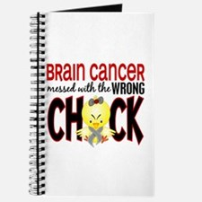 Brain Cancer Messed With Wrong Chick Journal