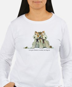 Fox Terriers and Friends T-Shirt