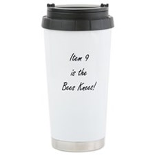 Item 9 is the Bees Knees Travel Mug