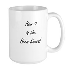 Item 9 is the Bees Knees Mugs