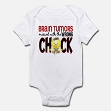 Brain Tumors Messed With Wrong Chick Infant Bodysu
