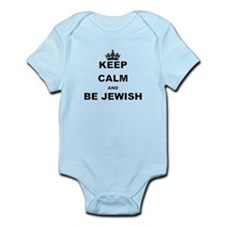 KEEP CALM AND BE JEWISH Body Suit